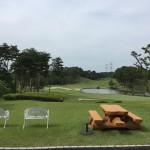 ゴルフデビュー戦は睡眠不足がちょうど良い?