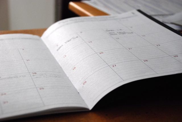 来年の手帳をどうするか検討中