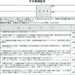 国税庁がおすすめする確認表を使用した感想