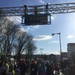 青梅マラソンは制限時間ギリギリで完歩しました