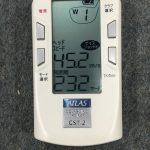 ヘッドスピード測定器があると便利〜1人でもショットの質を確認することができます