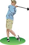 短パンでラウンドするときはドレスコードを要チェック~ゴルフのマナーとエチケット~