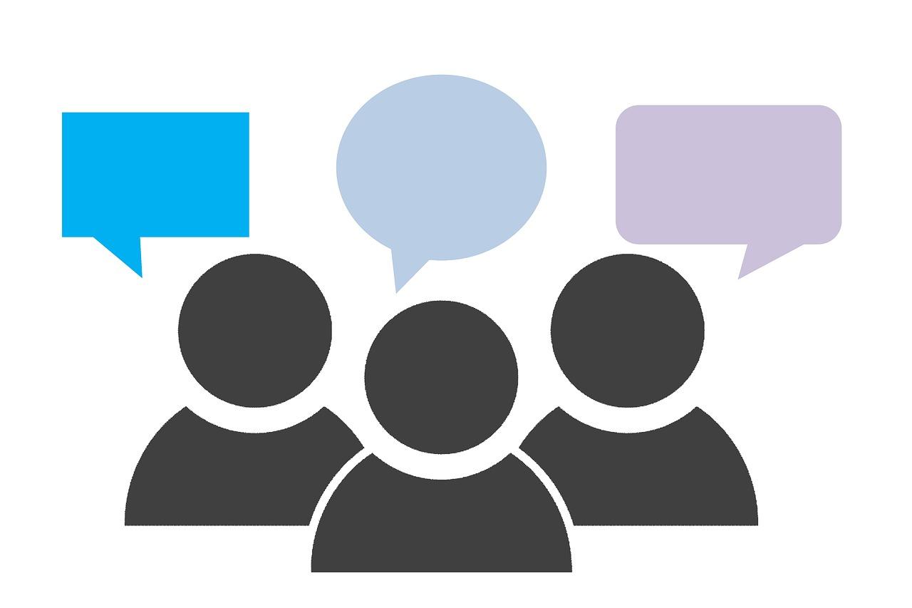 「自分」や「相手」を主体にした会話ができるかどうか。その場にいない人の話をして面白い??