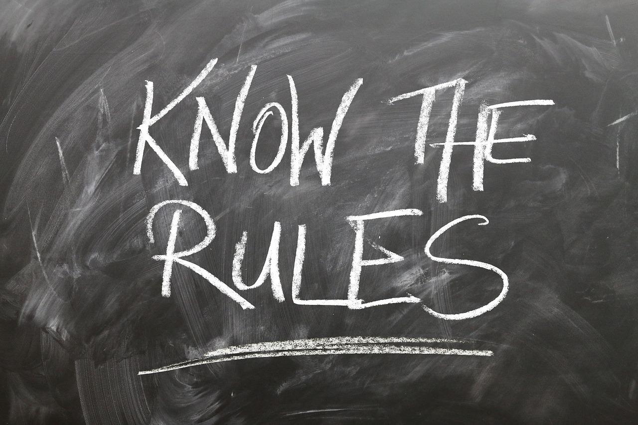 暗黙のルールとは!?強制するならしっかりと根拠を示すべき。
