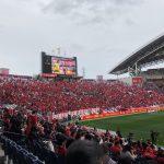 初めてのJリーグ観戦は「浦和レッズ VS サガン鳥栖」。素人なりの楽しみ方や感じたこと!!