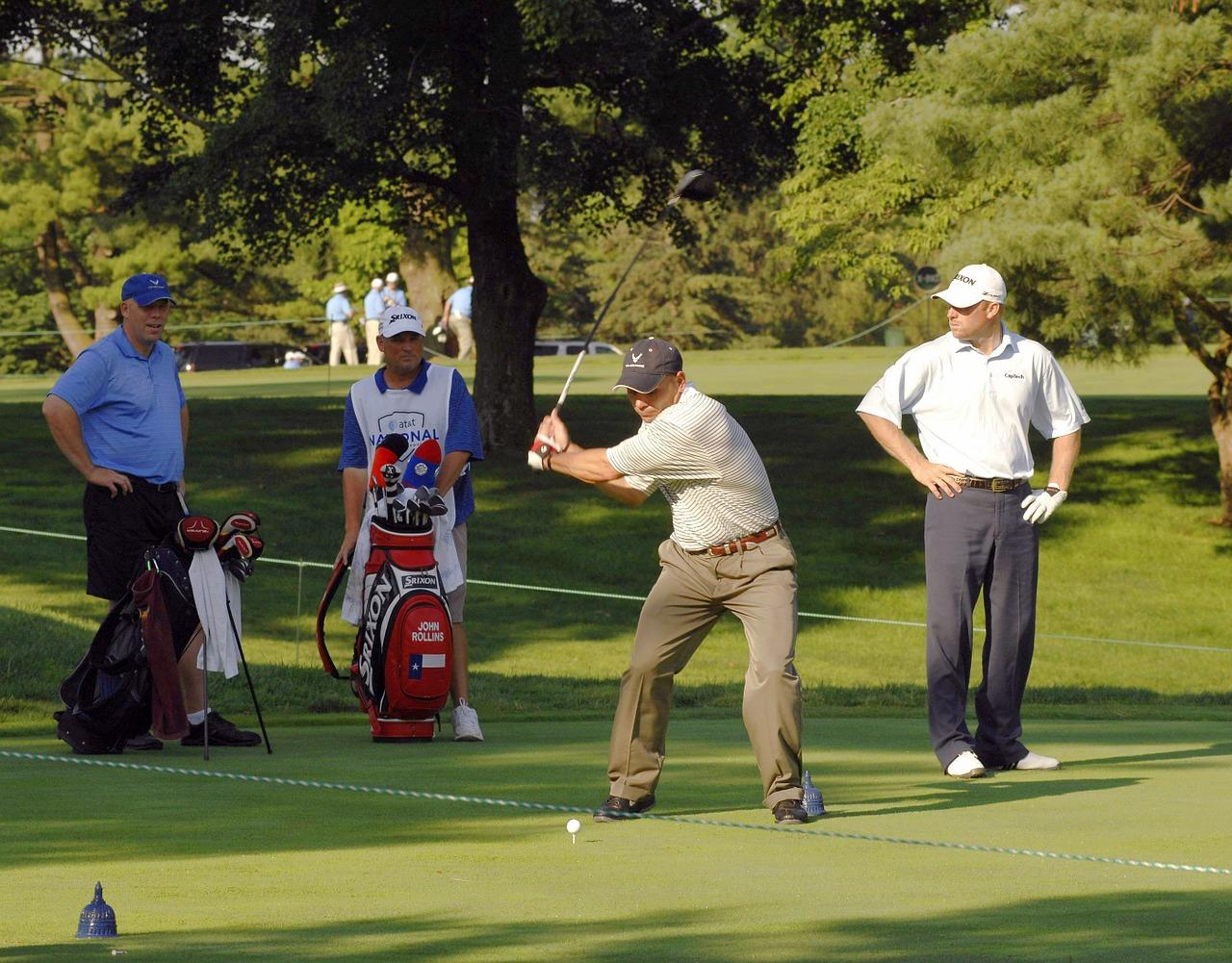 「焦らないでゆっくりでいいよ」を使って良い状況とは?ゴルフはやっぱりマナーを大切にしたい。