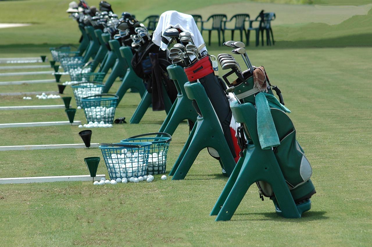 中井学プロのクラブセッティングと想定距離。想定距離の精度もさすがプロ!ゴルフ上達のためには動画視聴も有効です。