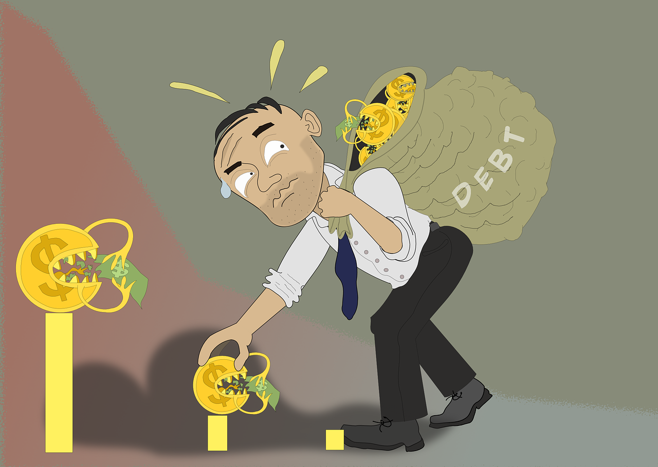 「借金は人も会社もおかしくする」の考え方。実質無借金経営なら「借金=悪」ではない。