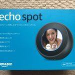 AIスピーカー初心者が「Echo Spot」を数時間利用してみた感想を一言で表すと??