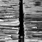 管理用の資料はできるだけ絞り込んでみては?必要な資料の棚卸しを定期的に。