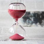 時間ドロボーにならないために「制限時間」を意識することが大切。ただし制限時間オーバーが嬉しいことも!?