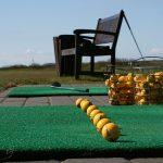 接待ゴルフのためには練習も必要。社長のゴルフ練習費用は経費になる?